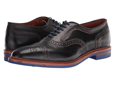 Allen Edmonds Strandmok (Black Chromexcel Leather) Men