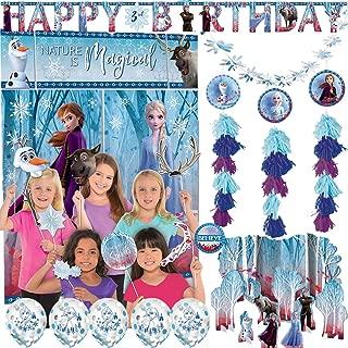 Best frozen party decorations Reviews