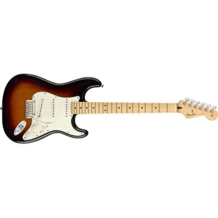 Fender Player Stratocaster Electric Guitar - Maple Fingerboard - 3 Color Sunburst
