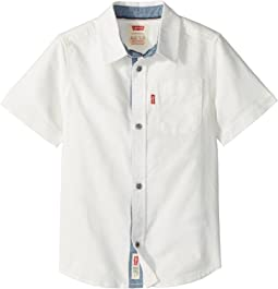 Levi's® Kids - The Smith Short Sleeve Shirt (Little Kids)