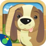 Cute Pets Puzzle - fun animal puzzles for preschool, toddlers and kids
