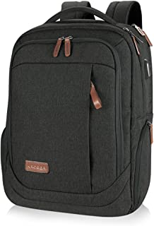 KROSER Laptop Backpack Large Computer Backpack Fits up to 17.3 Inch Laptop with USB..
