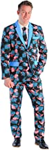 Men's Tall Martini Suit - Black Flamingo Martini (Jacket and Pants Sold Separately)