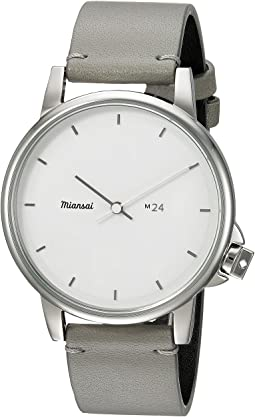 Miansai - M24 II On Two-Piece Leather Strap