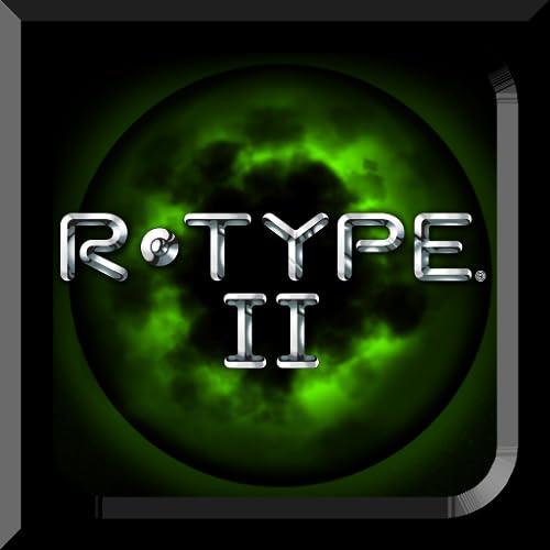 『R-TYPE II』のトップ画像