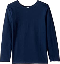 4Ward Clothing - Long Sleeve Jersey Shirt - Reversible Front/Back (Little Kids/Big Kids)