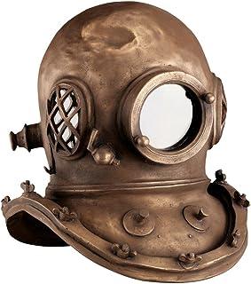 Design Toscano Replica Deep Sea Diver's Helmet