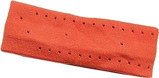 ヘアバンド へあばんど バンダナ 吸汗速乾 汗止め帯 肌触りが柔らかい 生地編み素材