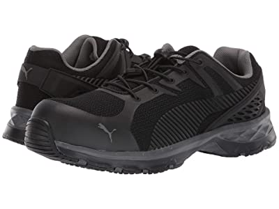 PUMA Safety Fuse Motion 2.0 (Black) Men