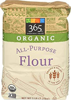 365 Everyday Value, Organic All-Purpose Flour, 5 LB