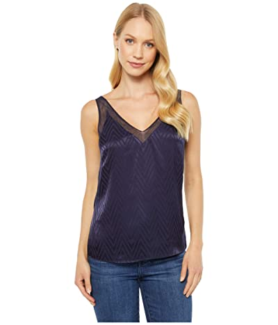 Ted Baker Piiaa Cami Top with Contrast Detail (Navy) Women
