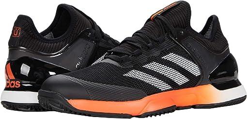Core Black/True Orange/Footwear White