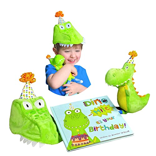 Tickle Main Dinosaur Birthday Gift For Boys