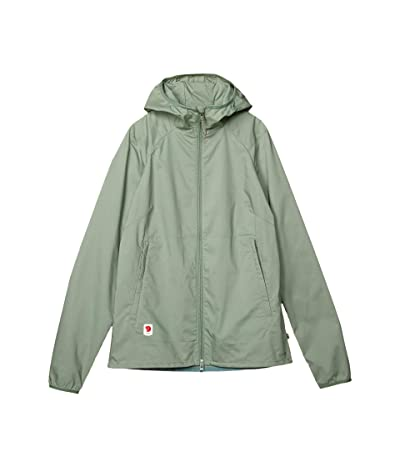 Fjallraven High Coast Shade Jacket (Sage Green) Women