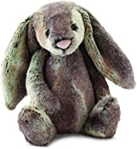 Jellycat Bashful Woodland Bunny Stuffed Animal, Huge, 21 inches