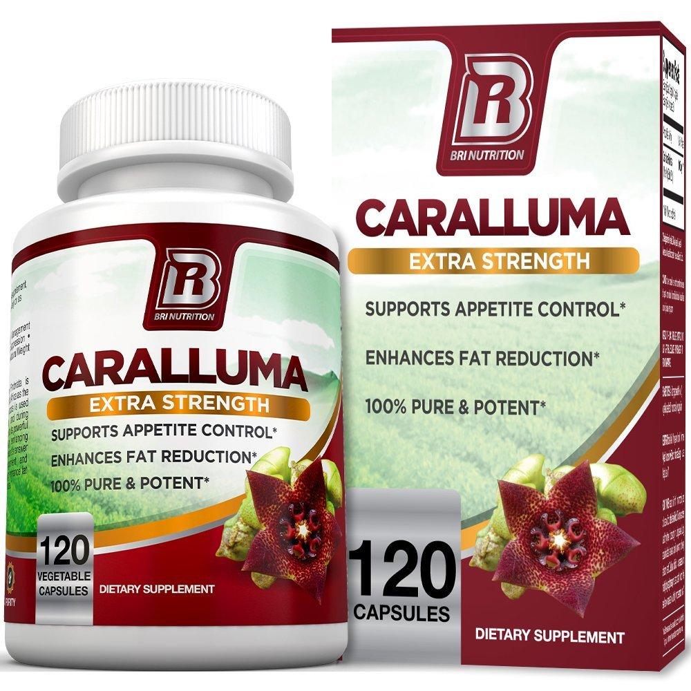 BRI Nutrition Caralluma Fimbriata Suppressant