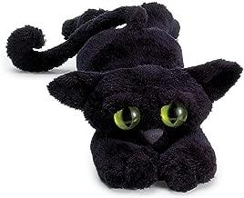 Manhattan Toy Lanky Cats Ziggy Black Cat Stuffed Animal