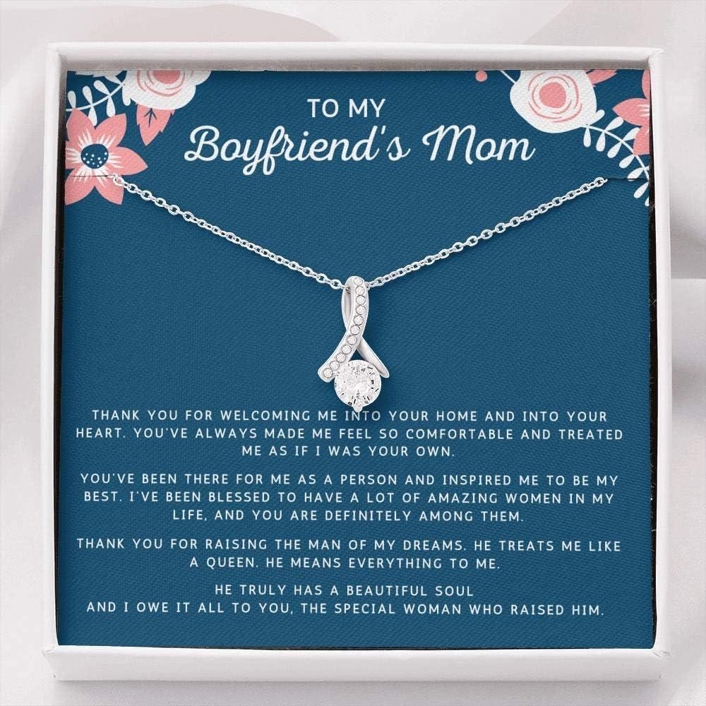 KORAFINA Inspirational Gift 2021 model Mom for Boyfriend's High quality
