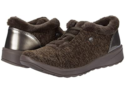 Bzees Golden (Brown Faux Wool) Women