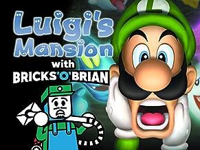 Clip: Luigi's Mansion with Bricks 'O' Brian!