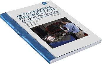 OTC Tools 6550MAN-13 Fuel Injection Application Manual