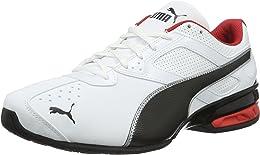 Tazon 6 FM White Black Silver, Chaussures de Runni