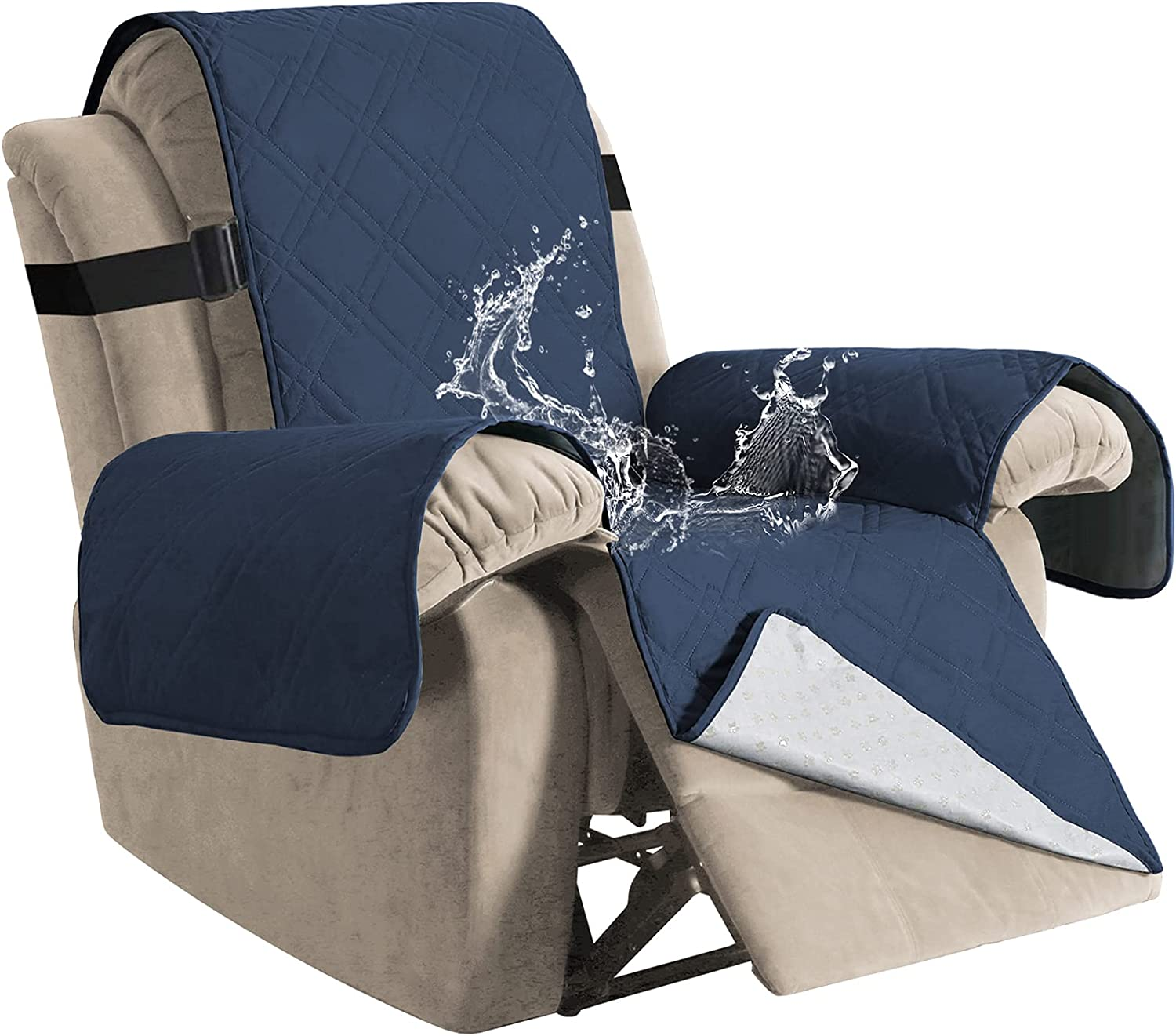 OFFer H.VERSAILTEX 100% Waterproof Quilted Cover Reclin Recliner Challenge the lowest price Chair
