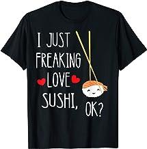 I Just Freaking Love Sushi Rollen Japaner Asiatisches Essen