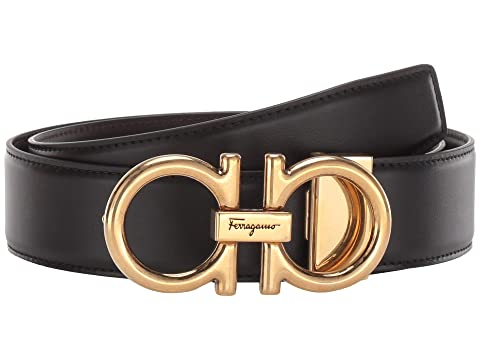 Salvatore Ferragamo Adjustable/Reversible Belt - 679974