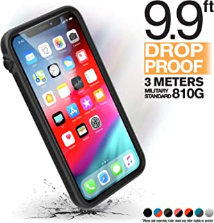 Catalyst iPhone X Case [Compatible iPhone Xs] Impact Protection, Military Grade Drop and Shock Proof Premium Material Quality, Slim Design, Stealth Black