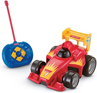 Fisher Price GVY94 Speelgoedauto met afstandsbediening, voor kinderen vanaf 3 jaar