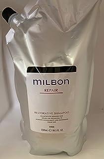 ミルボン(MILBON) グローバル ミルボン リペア リストラティブ シャンプー 2500ml [詰替え用]