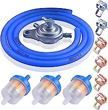 ORAEVY Gas Fuel Filter Hose Tube Line +Vacuum Fuel Pump...