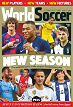 World Soccer Magazine (August 2019) Special Edition New Season Your Essential Guide To The 2019-2020 European Leagues