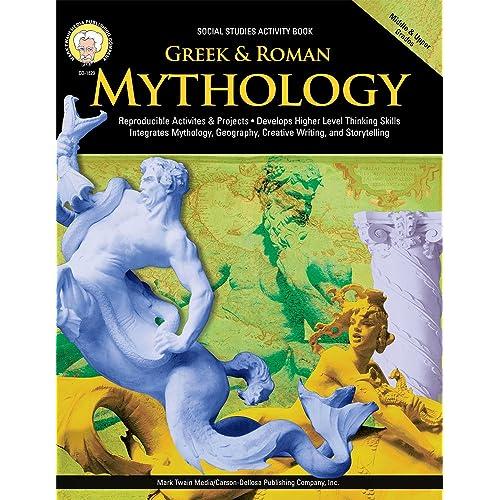 Greek & Roman Mythology, Grades 6 - 12
