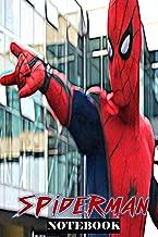 Spiderman: Friendly Neighborhood Superhero; Notebook Journal 6