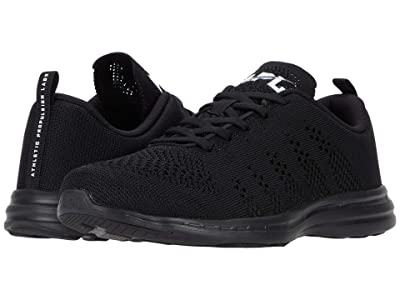 Athletic Propulsion Labs (APL) Techloom Pro (Black/Black/White) Men