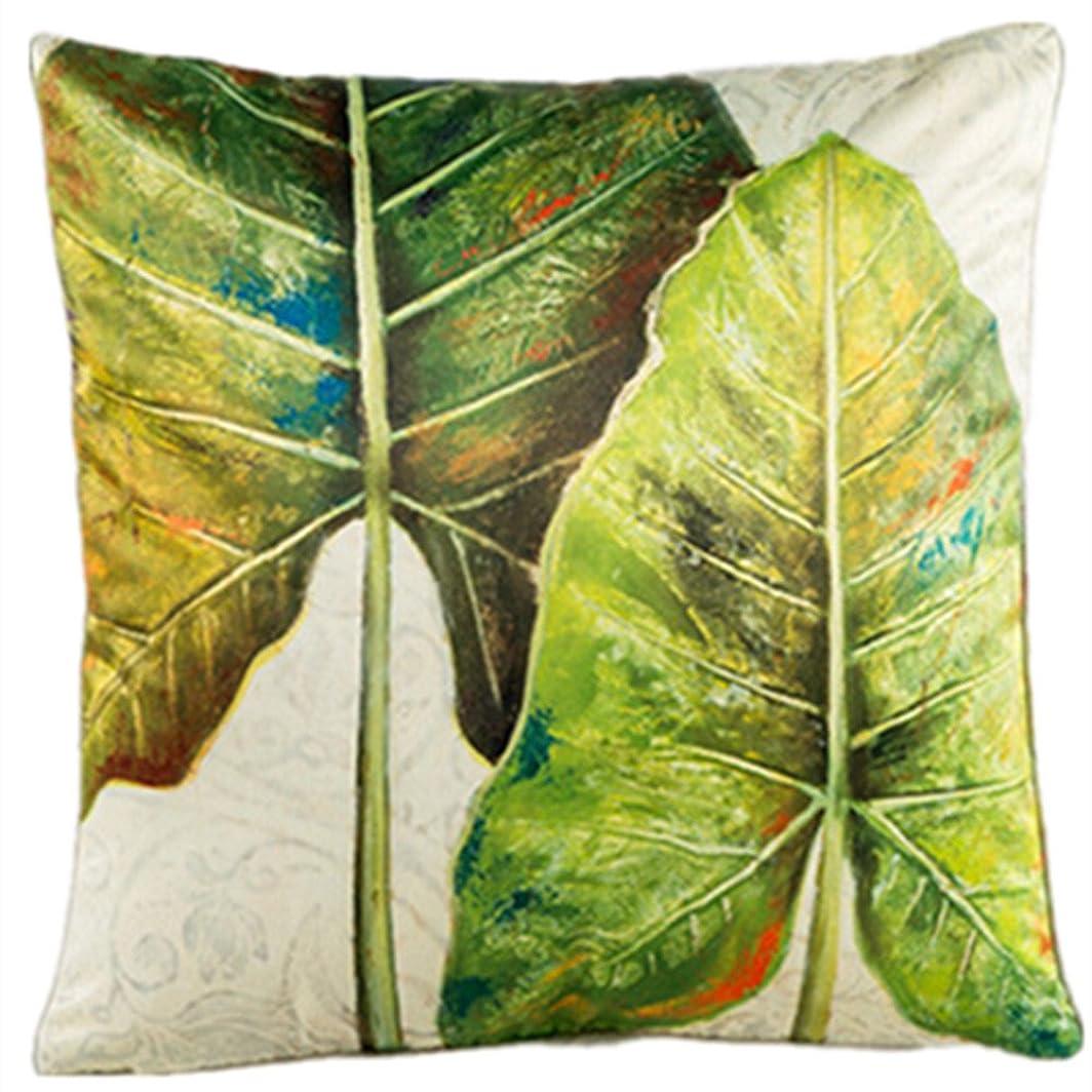 早熟主流菊LJUYDZT 枕シルク印刷枕ソファ装飾枕クッション枕自宅で適用可能