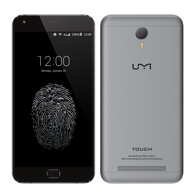 Umi Touch 2016 Nueva 4G Lte Fdd Smartphone 5.5 \