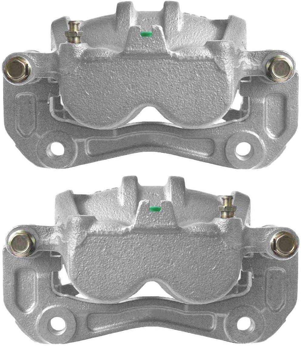 JJ Front Brake Caliper Pair Sport for Util Super beauty product restock quality top 2012-15 Captiva Max 59% OFF