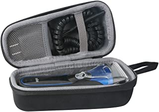 Hard Travel Case for Braun Series 3 ProSkin 3040s 3010S 340S-4 3050 390CC-4 380S-4 3040 Men's Wet Dry Electric Razor Shavers by co2CREA
