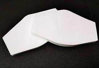 BEYBI® Filtro TNT EXTRA Grande para mascarilla 18x10,5cm. Muy transpirable, hidrofugo.60 capas de tejido no tejido de 70gr...