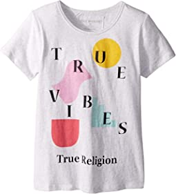 True Vibes Tee (Big Kids)