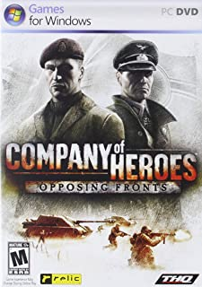 Company Of Heroes: Opposing Fronts - PC