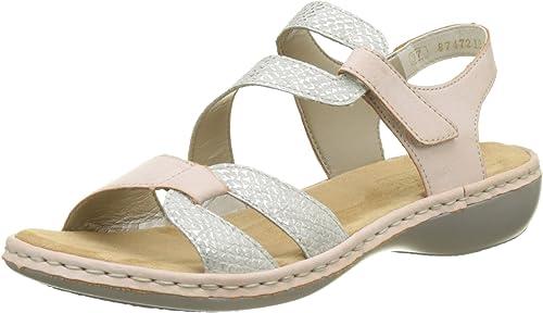 Rieker Damen 65969-81 65969-81 65969-81 Sandalen  beste Qualität