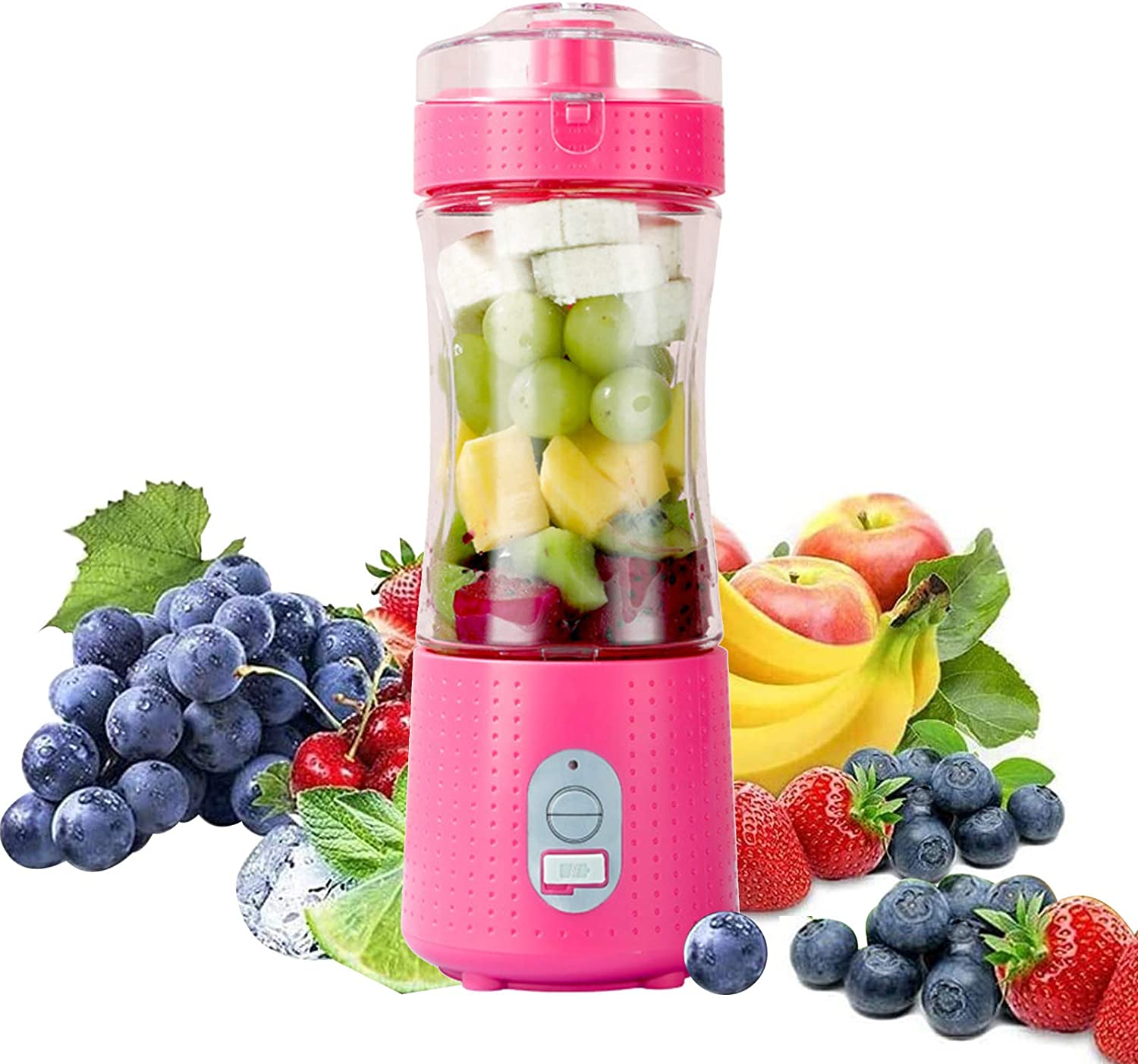 Rechargeable Personal Max 52% OFF Blender Small Juice Smoothie Maker wi Cup Spasm price
