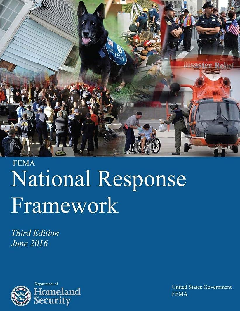 上陸ハリウッドタイピストFEMA National Response Framework Third Edition June 2016 Department of Homeland Security