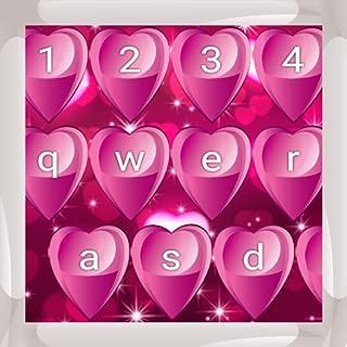 Pink Love Keyboards