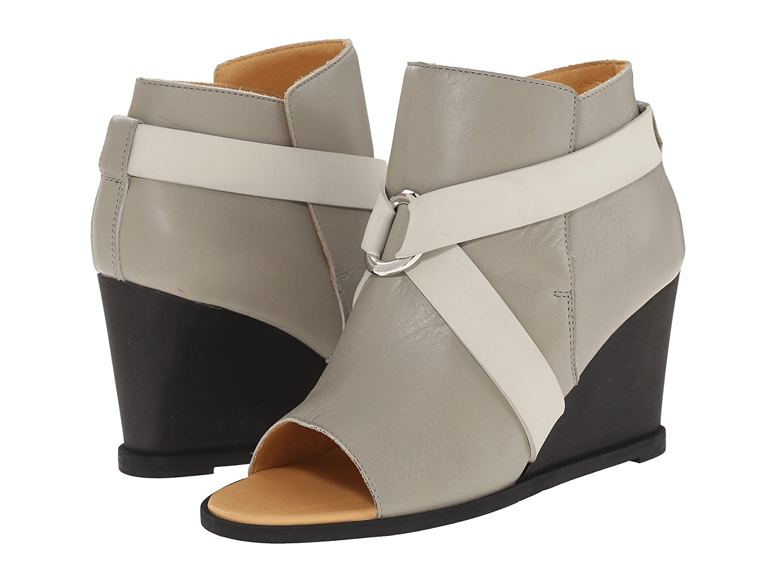 MM6 Maison Margiela Open Toe Crisscross BootieCheap and distinctive eye-catching shoes