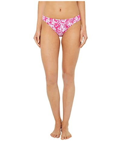 Roxy Blooming Ride Full Swim Bottoms (Beetroot Purple Island Cove) Women